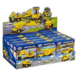 Набор конструкторов Construction (12 штук) (количество товаров в комплекте 12)
