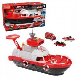 Игровой набор Спецслужбы-Пожарная, арт. 660-A247