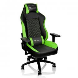 Кресло игровое Tt eSPORTS. GT Comfort 500, черно-зеленый