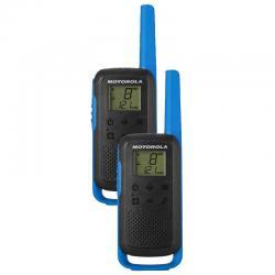Комплект из двух радиостанций Motorola Talkabout T62, цвет синий