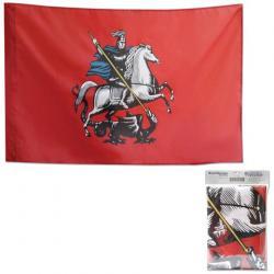 Флаг Москвы, 90x135 см