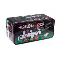 Подарочный набор Покер, арт. 42444