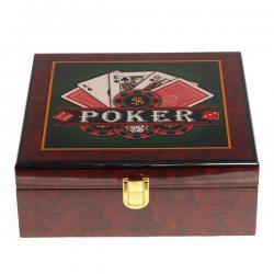 Игра настольная Покер, арт. 659012