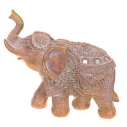 Фигурка декоративная Слон, 14x7x13 см