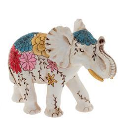 Фигурка декоративная Слон, 21х9х16 см