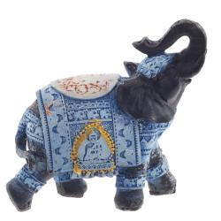 Фигурка декоративная Слон, 9,5х5х10 см
