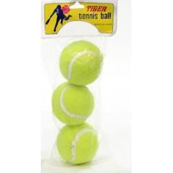 Набор теннисных мячей, 3 штуки
