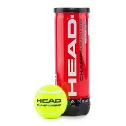 Мячи для большого тениса Head, 3 штуки