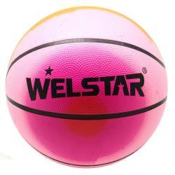Мяч баскетбольный Welstar, размер 7, арт. BR2828-7