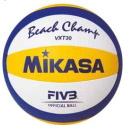 Мяч волейбольный пляжный Mikasa VXT30