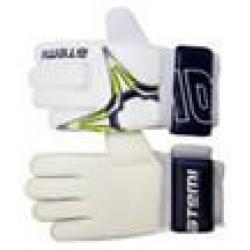 Перчатки вратарские футбольные Atemi AFG-10, размер XL (белые)