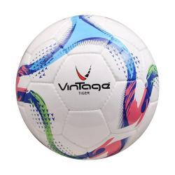 Мяч футбольный Vintage. Tiger, размер 5, арт. V200