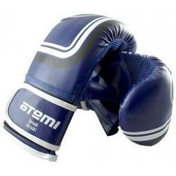 Перчатки снарядные Atemi LTB-16201, размер L, цвет синий