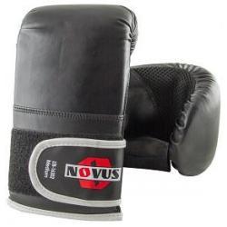 Перчатки снарядные Novus LTB-16302, размер S, цвет чёрный