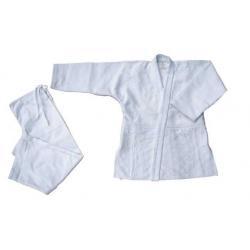 Кимоно для дзюдо Atemi AX7 (белое), размер 36-38/140 см