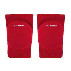Защита колена Larsen 745B, цвет красный, размер M