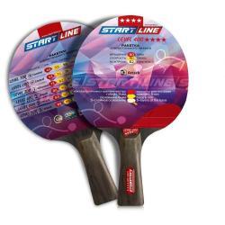 Ракетка для настольного тенниса Start Line. LEVEL 400 , 4 звезды, коническая