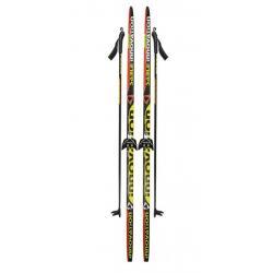 Лыжный комплект Step Innovation, рост 195 см, 75 мм