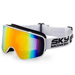 Очки горнолыжные Sky Monkey SR44 RV WH