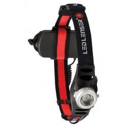 Фонарь налобный Led Lenser H6, черный, арт. 339366