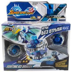 Стартовый набор Super Spin Combo Hunting Ice Dragon