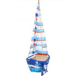 Качели подвесные с подушками Морской Фрегат
