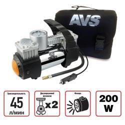 Компрессор автомобильный AVS KE450L