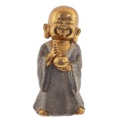 Фигурка декоративная Будда, 6,5х7х13 см