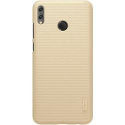Чехол для телефона Nillkin Super Frosted, для Huawei Honor 8X Max, цвет золотистый