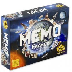 Настольная игра Мемо. Космос