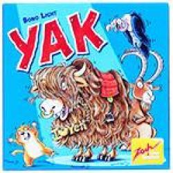 Настольная игра Як (Yak)