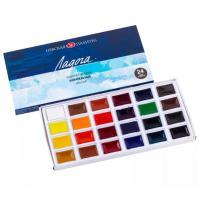 Акварель художественная Ладога, 24 цвета