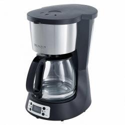 Кофеварка Delta Lux, 1000 Вт, 1,5 л, цвет черный, артикул DE-2000