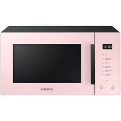 Микроволновая печь Samsung MS23T5018AP/BW, 23 л, цвет розовый