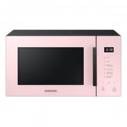 Микроволновая печь Samsung MG23T5018AP/BW, 23 л, цвет розовый