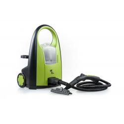 Пароочиститель напольный Kitfort КТ-903, 2000 Вт, зеленый
