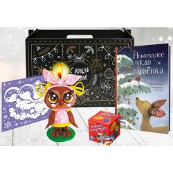 Новогодний подарок Новогоднее чудо оленёнка
