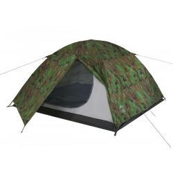 Палатка трехместная Jungle Camp. Alaska 3, цвет камуфляж