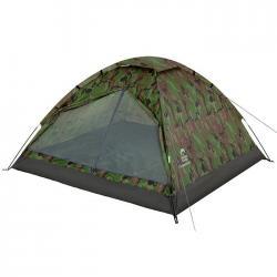 Палатка трехместная Jungle Camp. Fisherman 3, цвет камуфляж