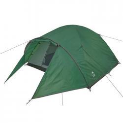 Палатка трехместная JUNGLE CAMP Vermont 3, цвет зеленый