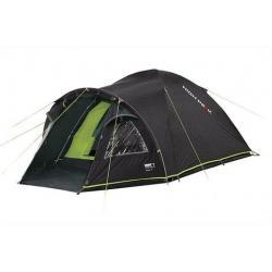 Палатка High Peak Talos 4, тёмно-серый/зелёный