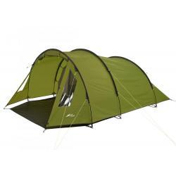 Палатка четырехместная Trek Planet. Ventura 4, цвет зеленый