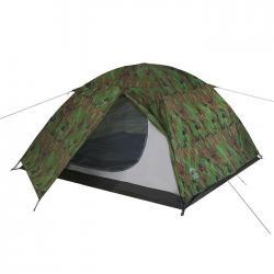 Палатка четырехместная Jungle Camp. Alaska 4, цвет камуфляж