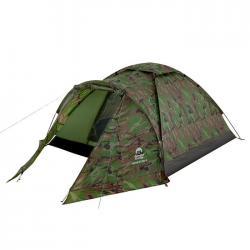 Палатка четырехместная Jungle Camp. Forester 4, цвет камуфляж