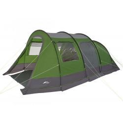 Палатка пятиместная Trek Planet. Vario Nexo 5, цвет зеленый