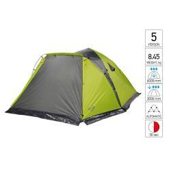 Палатка автоматическая, пятиместая Norfin Trout 5 NF