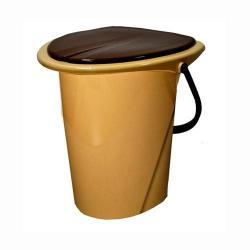Ведро-туалет InGreen, 17 литров