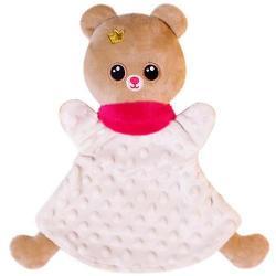 Кукла на руку Мякиши. Мишка