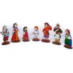 Набор фигурок Мир русских сказок. Сказочные герои
