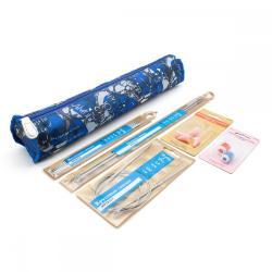 Набор для вязания Hobby & Pro, 7 предметов, металл